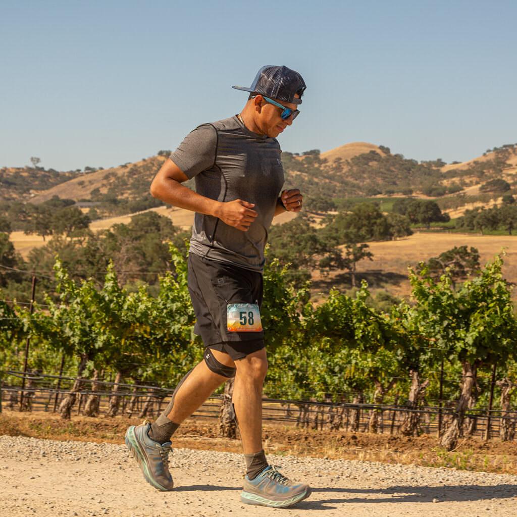 100-Mile Runner